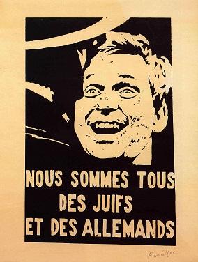 1968. Nous sommes tous des Juifs et des Allemands Rancillac