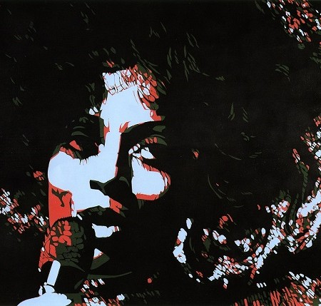 Rancillac 1974. Diana Ross