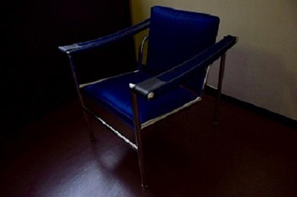 Maison La Roche fauteuil-Charlotte Perriand