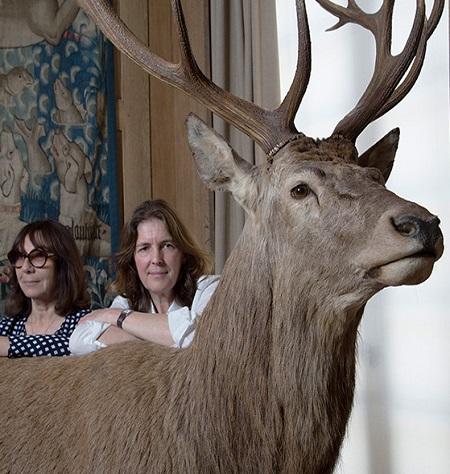 2017 03 Sophie Calle musée de la chasse TLM