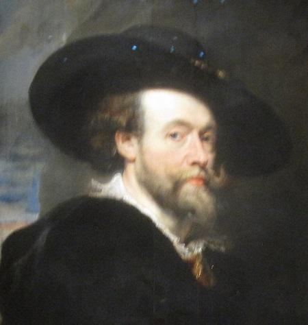 2017 12 Rubens autoportrait Olivier TLM
