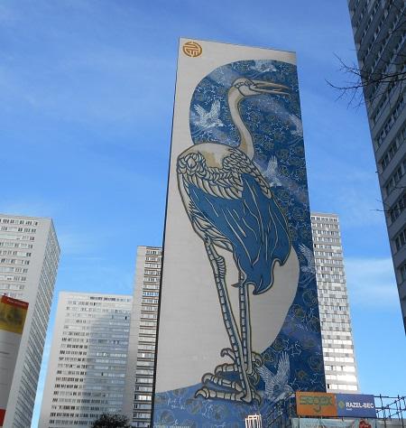 2018 02 Street art oiseau TLM