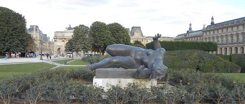 2018 07 10 Maillol Jardins des Tuileries