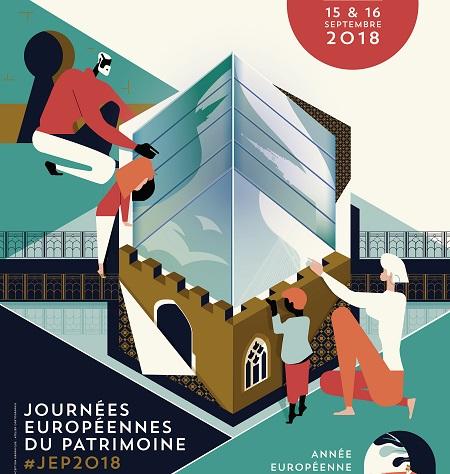 2018 09 15 journées du patrimoine Visuel © L'Atelier Cartographik TLM