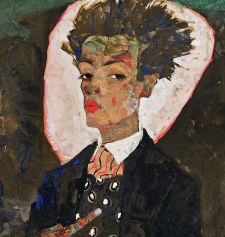 2018 16 Egon Schiele Basquiat Fondation Vuitton TLM