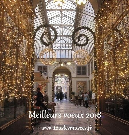 2018 Voeux passage couvert Noel TLM
