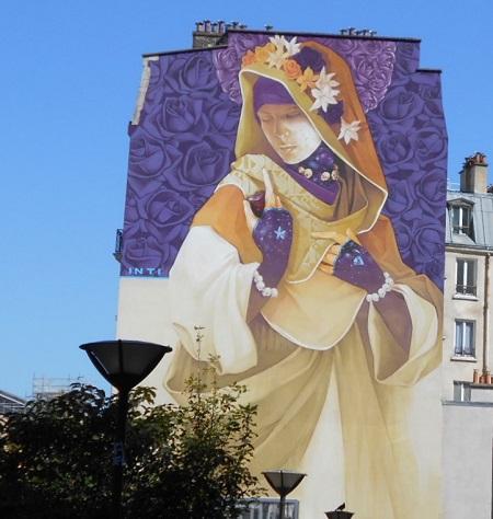2019 10 16 Visite street art Paris 13 TLM