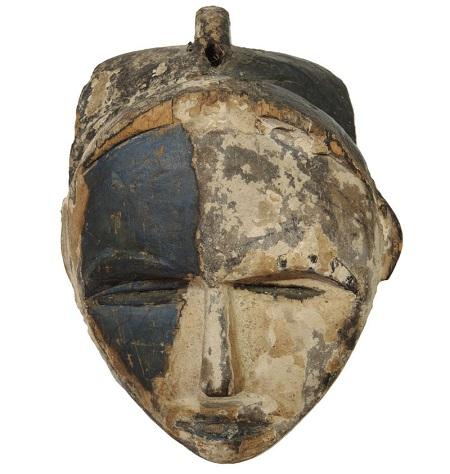 2019 07 Vingt ans Branly masque anthropomorphe TLM
