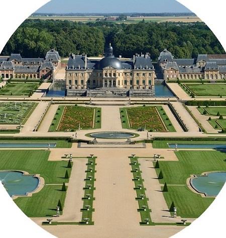 2019 Chateau de Vaux le Vicomte TLM