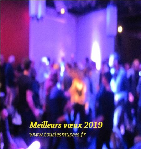 2019 meilleurs voeux ecriture