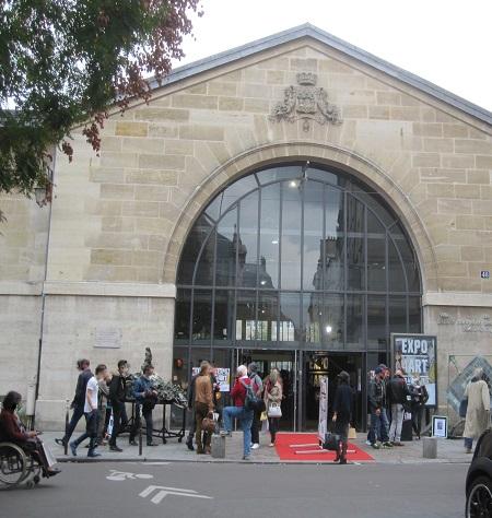 Halle des Blancs-Manteaux