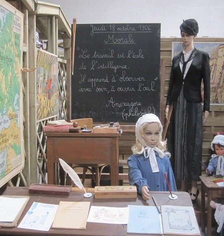 Musée de Breteuil sur Iton Vie et métiers d'autrefois