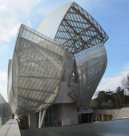Fondation Louis Vuitton TLM TousLesMusées