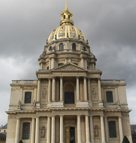 Hôtel des Invalides - le dôme