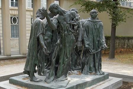 Musée Rodin - Bourgeois de Calais