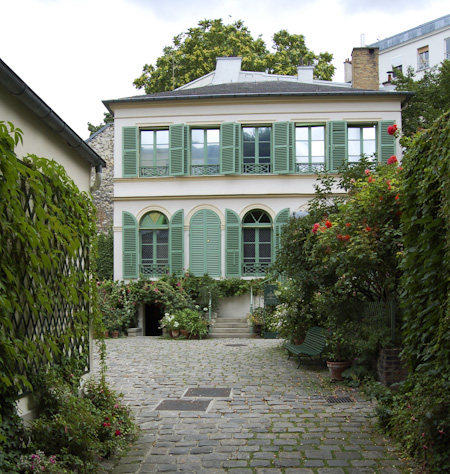 Musée de la vie romantique - TousLesMusées