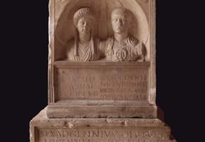 Nimes musée de la romanité stèle TLM