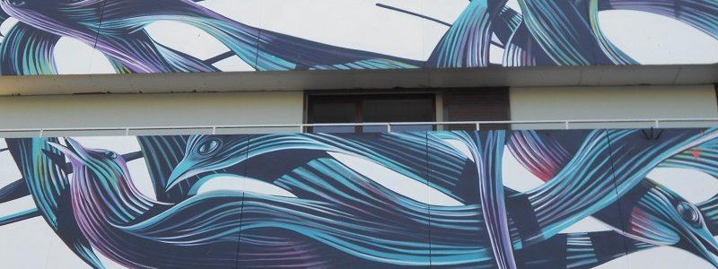 2018 Pantonio Art dans la ville TLM