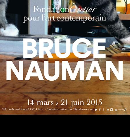 Exposition Bruce Nauman - TousLesMusées