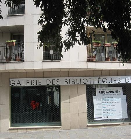 Galerie des bibliothèques de la ville de Paris - TousLesMusées