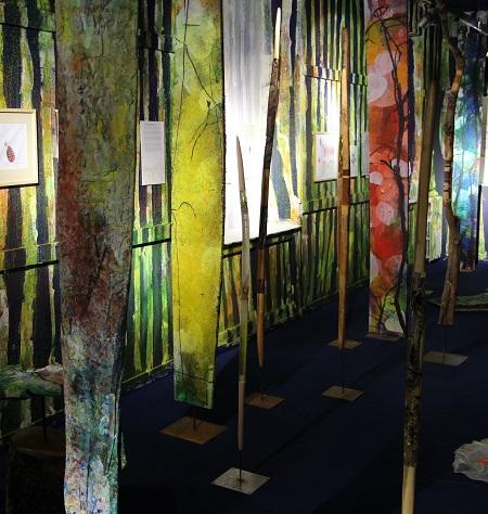 2016 Museum Rouen Expo Arbres