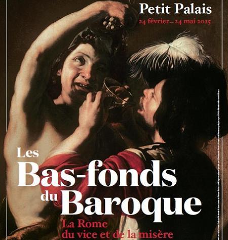 Bas fond du baroque Petit Palais - TousLesMusées TLM