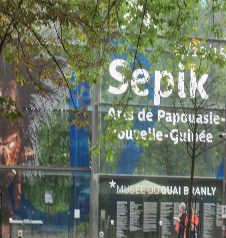 Musée Quai Branly SEPIK