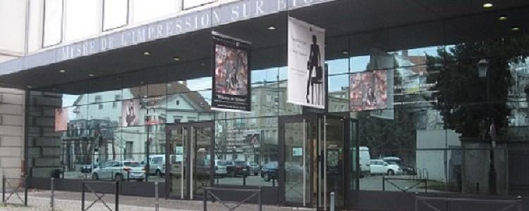 Mulhouse Extérieur Impression sur étoffes