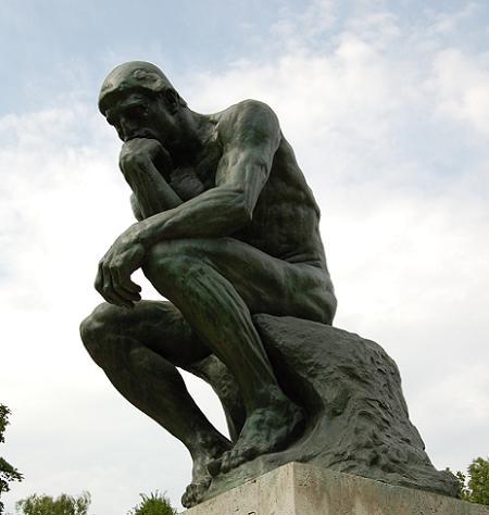 Musée Rodin penseur