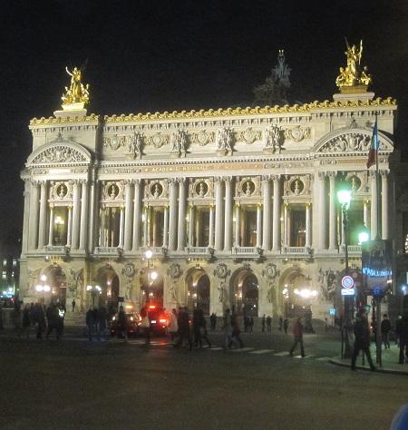 Opera Palais Garnier Opéra TLM