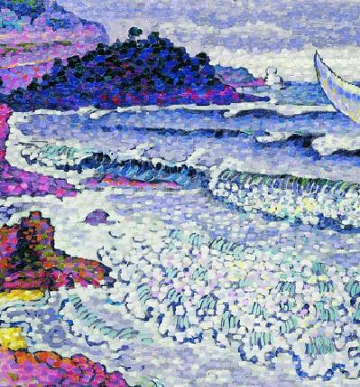 SIGNAC Jacquemart-André 39_cross_-_la_mer_clapotante_1903 TLM