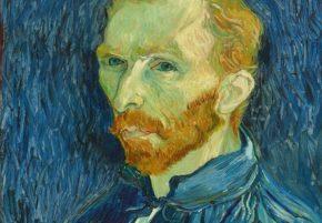 vincent-van-gogh_Autoportrait par Vincent van Gogh, 1889. TLM